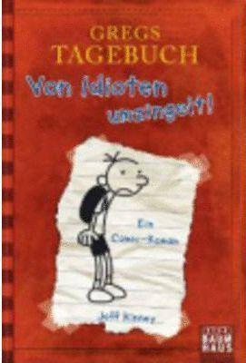 GREGS TAGEBUCH 1 VON IDIOTEN UMZINGELT