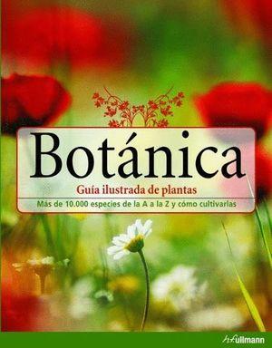 BOTANICA GUIA ILUSTRADA PLANTAS