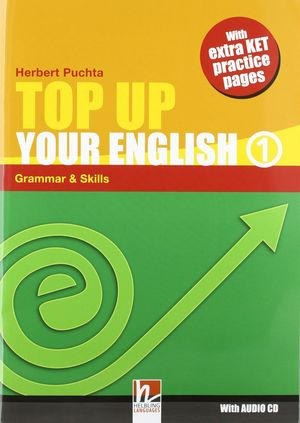 TOP UP YOUR ENGLISH 1+CD