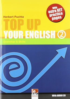 TOP UP YOUR ENGLISH 2+CD
