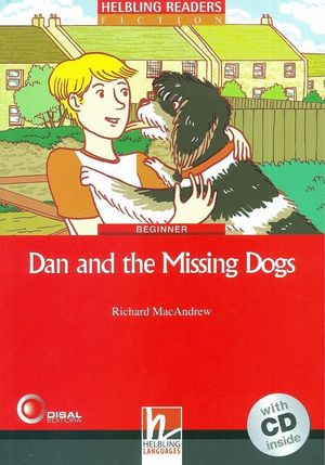 DAN AND THE MISSING DOGS + CD