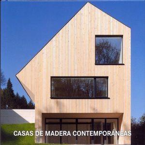 CASAS DE MADERA CONTEMPORANEAS