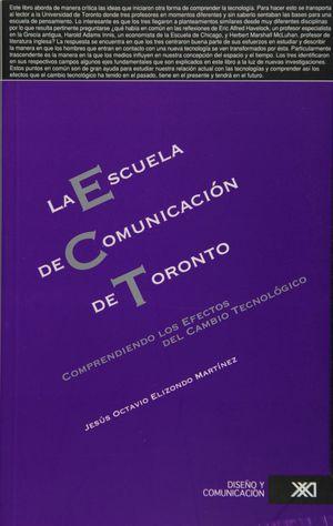 LA ESCUELA DE COMUNICACION DE TORONTO