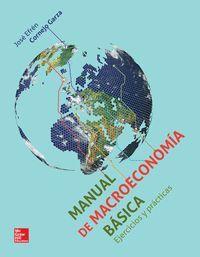MANUAL DE MACROECONOMIA BASICA EJERCICIOS Y PRACTICAS
