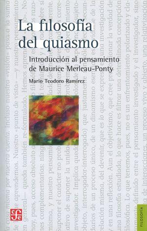 FILOSOFÍA DEL QUIASMO, LA