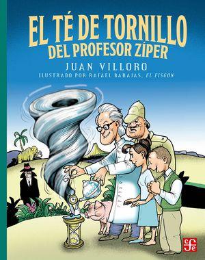 EL TE DE TORNILLO DEL PROFESOR ZIPER