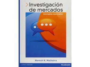 INVESTIGACIÓN DE MERCADOS. CONCEPTOS ESENCIALES