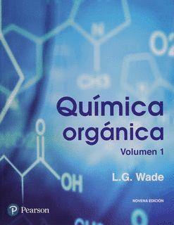 QUIMICA ORGANICA VOLUMEN I 9ªED.