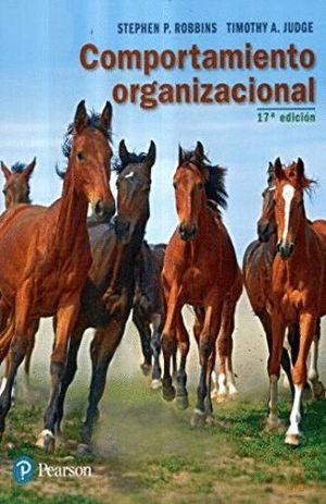 COMPORTAMIENTO ORGANIZACIONAL 17ªEDICION