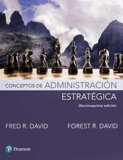 CONCEPTOS DE ADMINISTRACION ESTRATEGICA