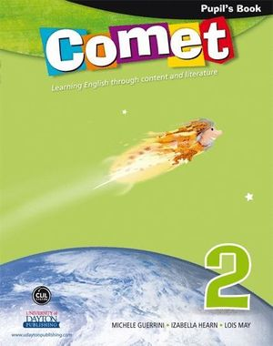 COMET. 2 PRIMARY. PUPIL'S BOOK