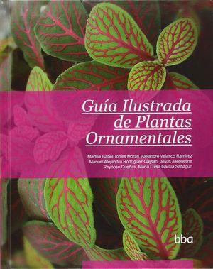 GUIA ILUSTRADA DE PLANTAS ORNAMENTALES
