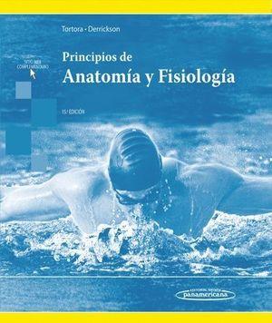 PRINCIPIOS DE ANATOMÍA Y FISIOLOGÍA 15ED.