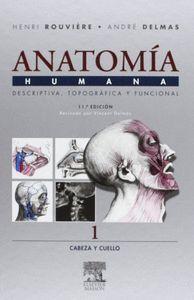 ANATOMIA HUMANA 4 VOLS. (T)
