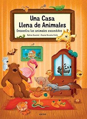 UNA CASA LLENA DE ANIMALES