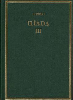 ILIADA VOL III (BILINGUE)