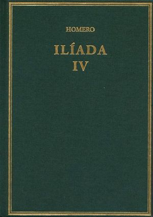 ILIADA VOL IV (BILINGUE)