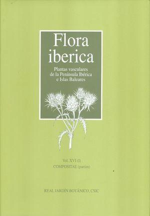 FLORA IBERICA XVI/I COMPOSITAE (PARTIM)