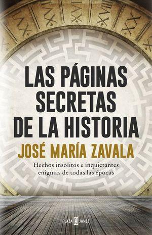 LAS PAGINAS SECRETAS DE LA HISTORIA