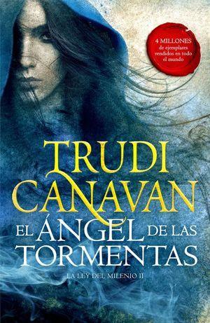 EL ANGEL DE LAS TORMENTAS (LA LEY DEL MILENIO 2)