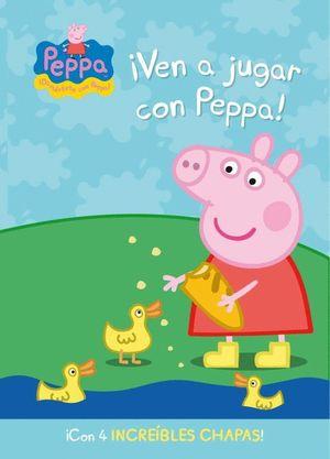 ¡VEN A JUGAR CON PEPPA! (PEPPA PIG. ACTIVIDADES)