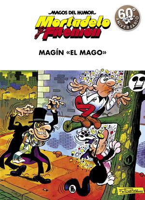 MAGÍN EL MAGO (MAGOS DEL HUMOR 17)