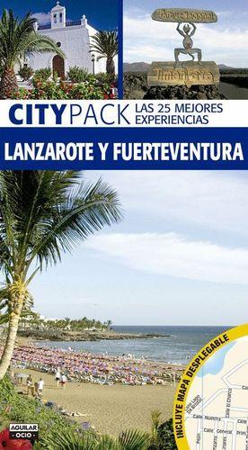 LANZAROTE Y FUERTEVENTRUA CITYPACK (2015) GUIA + PLANO