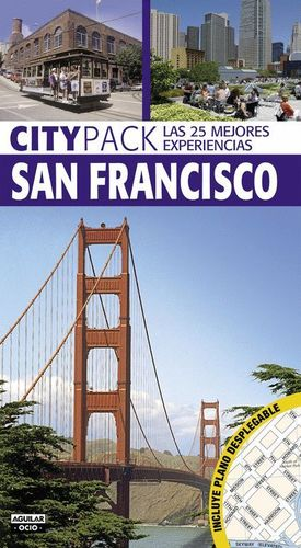 SAN FRANCISCO CITYPACK 2015 GUIA + PLANO