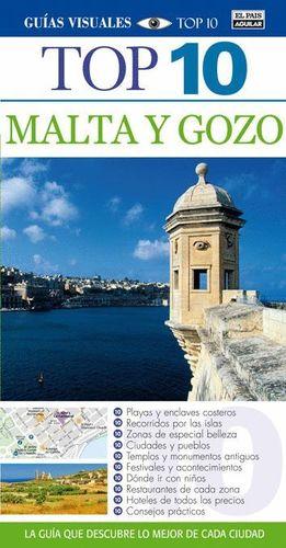 MALTA Y GOZO TOP 10 2012