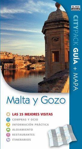 MALTA Y GOZO CITYPACK (2012) GUIA + PLANO