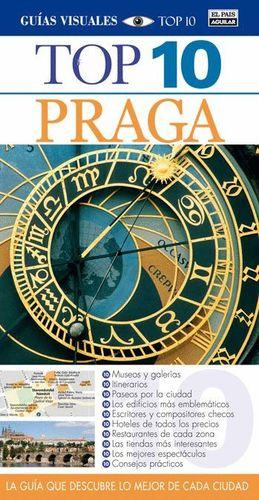 PRAGA TOP 10 2012