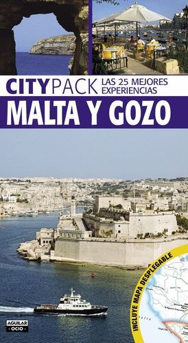 MALTA Y GOZO CITYPACK 2018