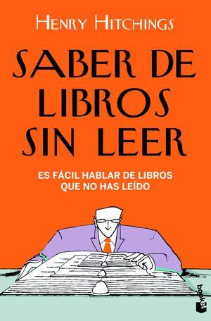 SABER DE LIBROS SIN LEER