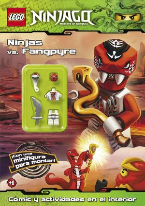 NINJAS VS. FANGPYRE