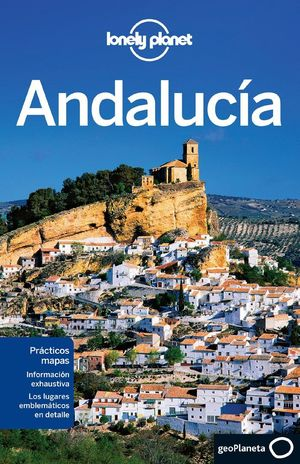 ANDALUCIA LONELY PLANET (CASTELLANO) (2013)