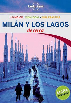 MILAN Y LOS LAGOS DE CERCA (2013) + MAPA
