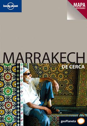 MARRAKECH DE CERCA + MAPA DESPLEGABLE