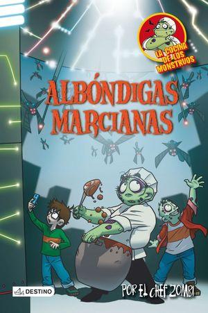 ALBÓNDIGAS MARCIANAS