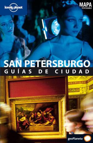 SAN PETERSBURGO LONELY PLANET GUIAS CIUDAD (2008)