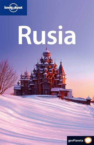 RUSIA 2ªED. LONELY PLANET
