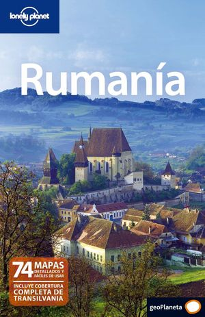 RUMANIA LONELY PLANET