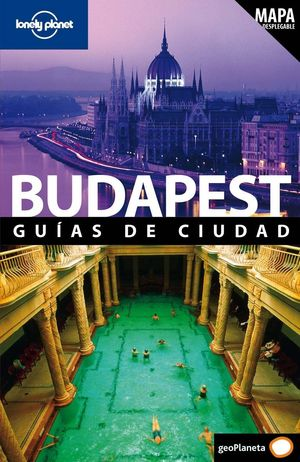 BUDAPEST 3ºED LONELY PLANET
