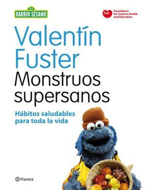 MONSTRUOS SUPERSANOS