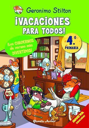 ¡VACACIONES PARA TODOS 4ºEP