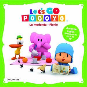 LET'S GO, POCOYÓ! LA MERIENDA - PICNIC