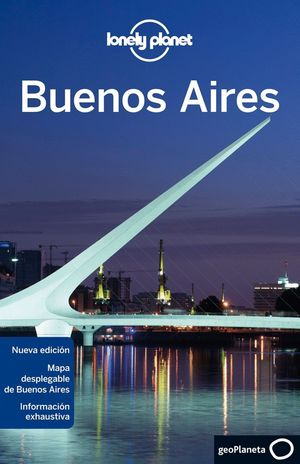 BUENOS AIRES LONELY PLANET (2012)