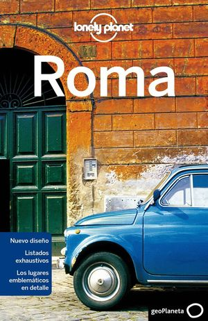 ROMA LONELY PLANET (2012)