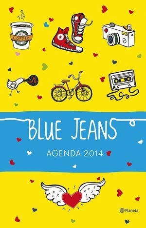 AGENDA BLUE JEANS