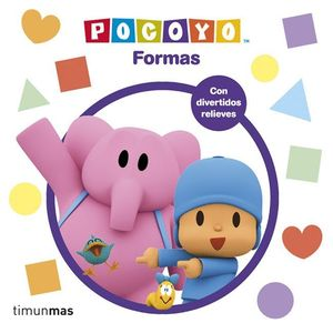 POCOYO. FORMAS