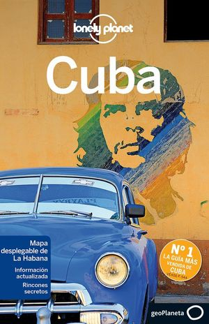 CUBA LONELY PLANET (2014)